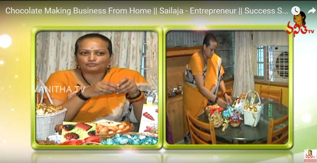 Sailaja Entrepreneur – Success Secret