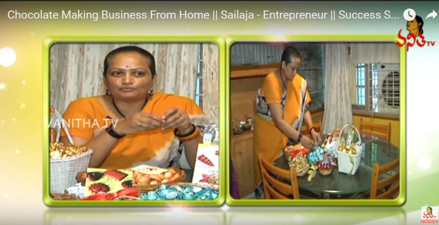 Sailaja Entrepreneur – Success Secret